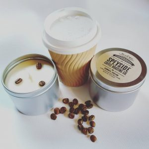 Speyside Coffee Candles