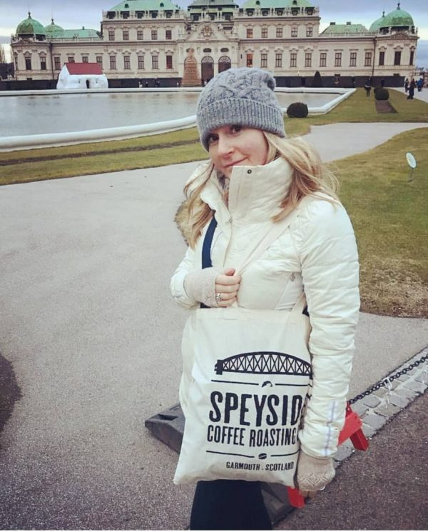 Speyside Coffee Tote Bag