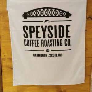 Speyside Coffee Tea Towel