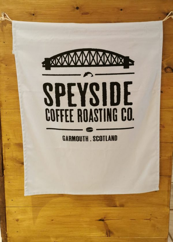 Speyside Coffee Tea Towel